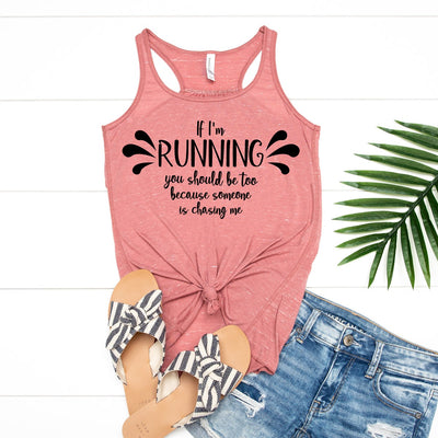 If I'm Running Tank - Limeberry Designs