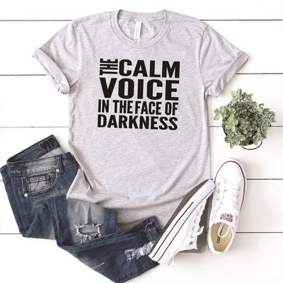 Calm Voice Tee - Limeberry Designs