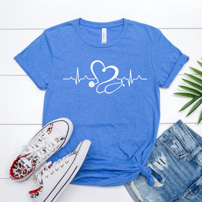 Heartbeat Tee - Limeberry Designs