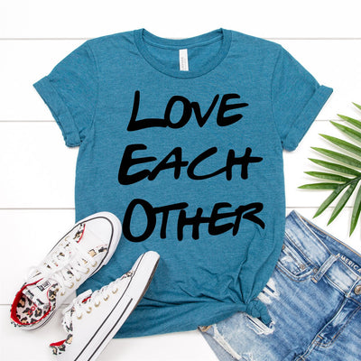 Love Each Other Tee - Limeberry Designs
