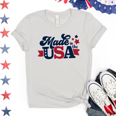 Made in the USA Tee - Limeberry Designs