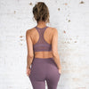 Vital Racerback Sports Bra - Limeberry Designs