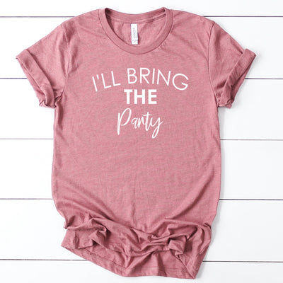 I'll Bring The Party Tee - Limeberry Designs