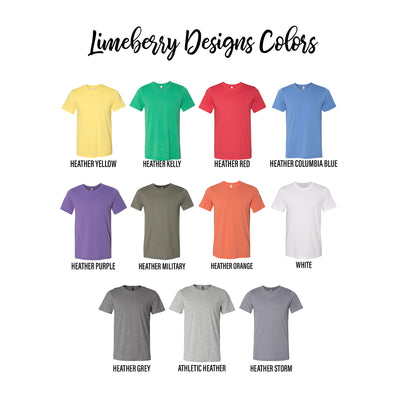 Baseball Tee - Limeberry Designs
