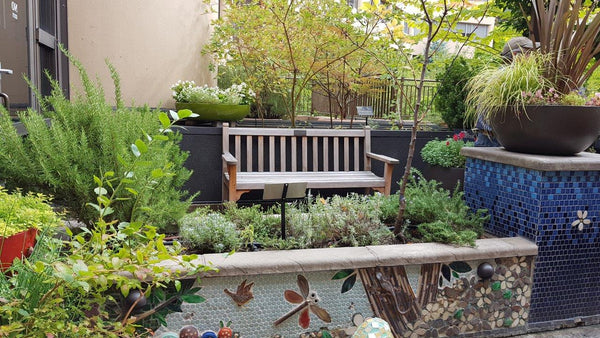 Hospital Garden Eases Nurse Burnout