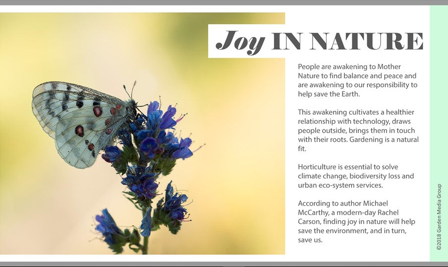 Joy in Nature Trend
