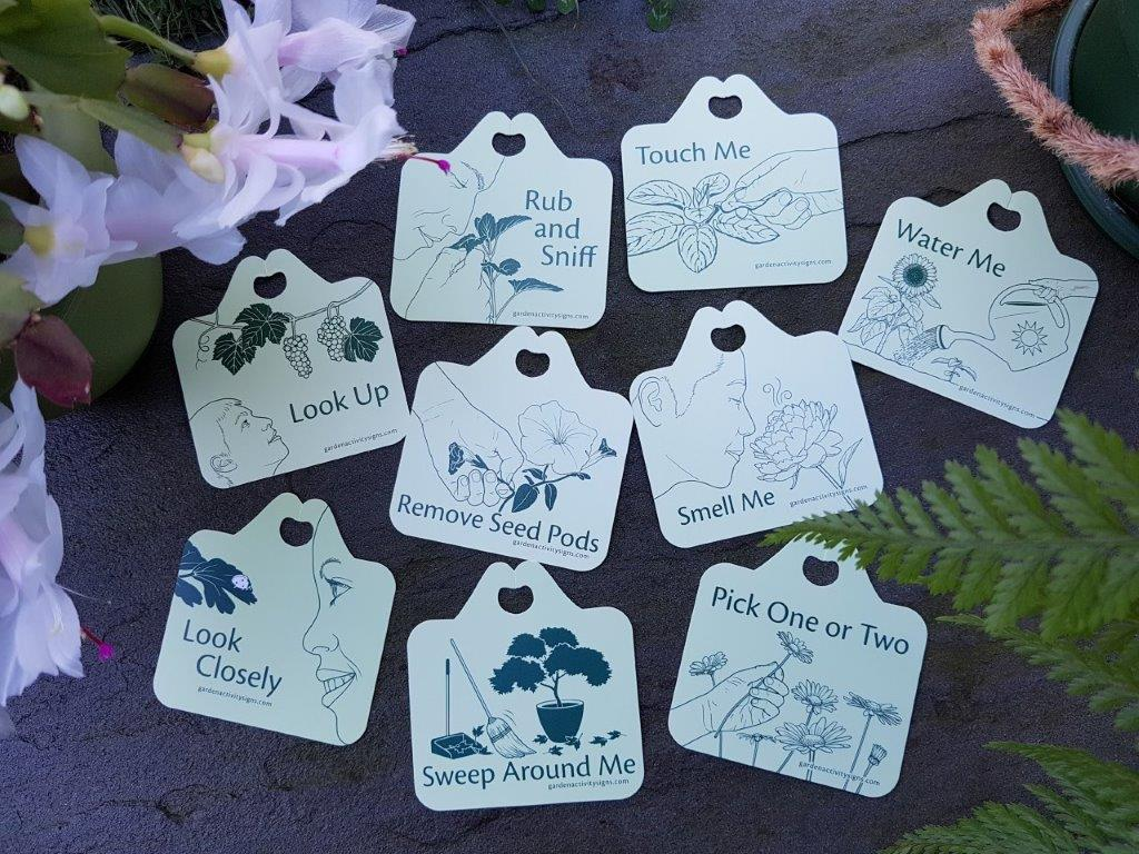 Houseplant Lovers' Plant Tag Gift Set