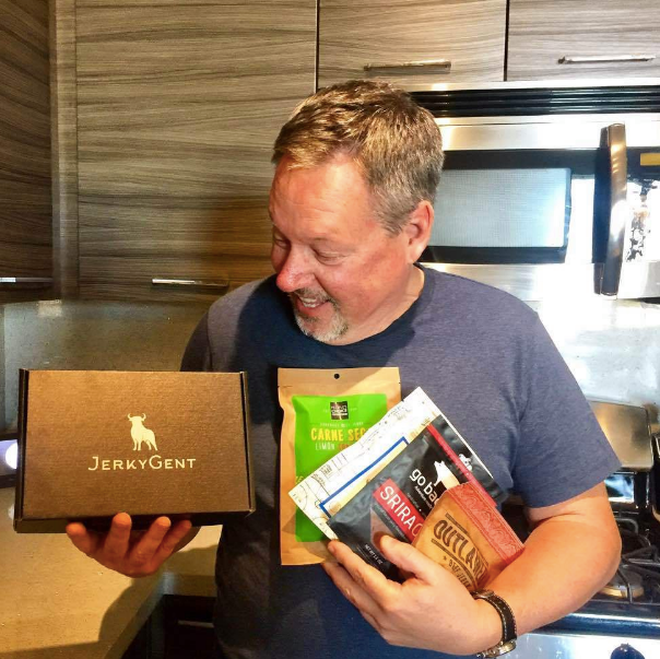 Why A Beef Jerky Subscription Box Makes An Awesome Father's Day Gift