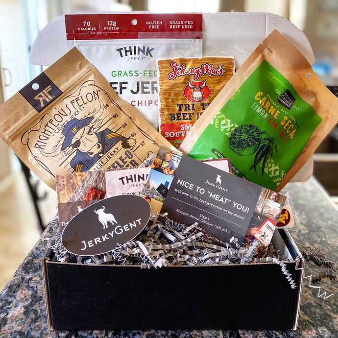 6 Of The Best Beef Jerky Gift Boxes