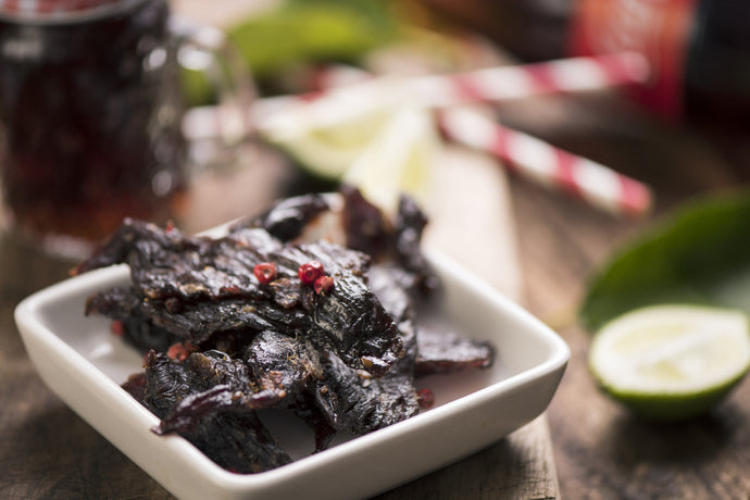 The Perfect Holiday Gift: Craft Beef Jerky!