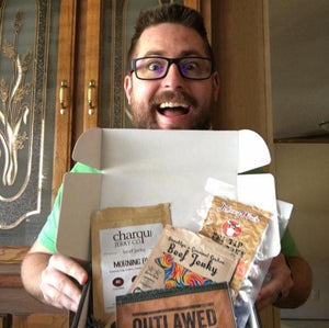 Awesome beef jerky flavors delivered to your door