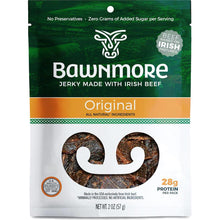 Bawnmore Irish Beef Jerky Original Made With Colman's Mustard