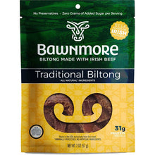 Bawnmore Traditional Biltong Made With Irish Beef