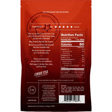 C Star Provisions American Angus Beef Jerky Nashville Hot Nutrition Facts