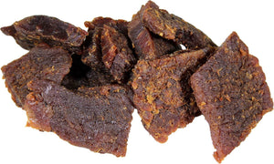 Candy and Cattle Apricot Corned Beef Beef Jerky Kosher