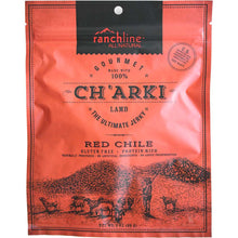 Charki Red Chile Flavored Lamb Jerky Spicy