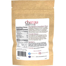 Charqui Jerky Morning Buzz Coffee Jerky Handcrafted