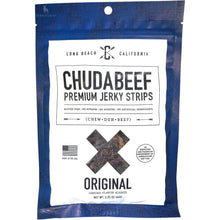 Chudabeef Original Flavored Handcrafted Beef Jerky
