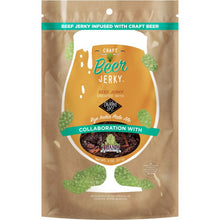 Craft Beer Jerky 4 Hands Rye IPA Beef Jerky Front