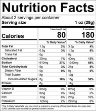 Derby City Beef Jerky Nutrition Facts