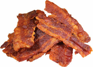 GoBacon Sriracha Flavored Cured Bacon Jerky Strips