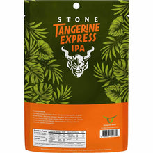 Stone Brewing Tangerine Express IPA Flavored Beef Jerky Back