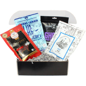 JerkyGent - Beef Jerky Club - Craft jerky Subscription Box