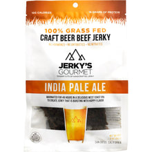 Jerky's Gourmet India Pale Ale IPA Beef Jerky