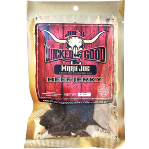 Joe's Wicked Good Bloody Mary Flavored Beef Jerky - Mary Joe