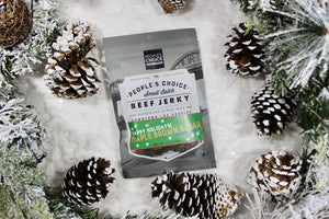Maple Brown Sugar Beef Jerky - Holiday Gift Box