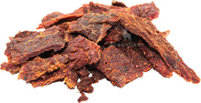 Naked Cow Fire Beef Jerky - Habanero and Ghost Pepper Jerky