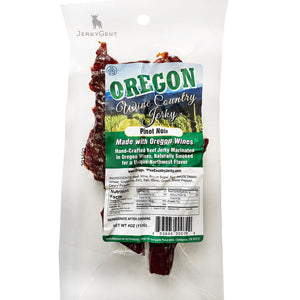 Oregon Wine Country Pinot Noir Flavored Beef Jerky