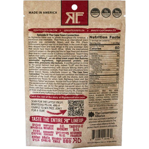 Righteous Felon Ancho Villa Biltong Nutrition Facts