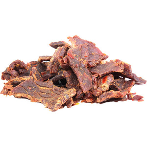 Righteous Felon Voodoo Chile Carolina Reaper & Garlic Beef Jerky, 2-oz