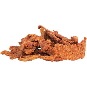 Savage Jerky Co, Handcrafted Hot and Spicy Habanero Buffalo Beef Jerky