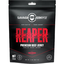 Reaper - The hottest beef jerky in the world by Savage Jerky