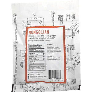 Side Project Beef Jerky Mongolian Back Nutrition Facts
