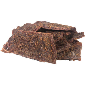 Uncle Andy's Jerky - Tex's Tangy BBQ Flavored Beef Jerky
