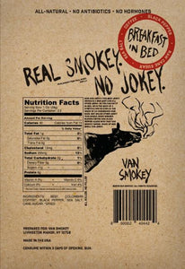 Van Smokey Breakfast In Bed Nutrition Facts