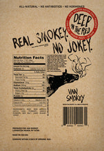 Van Smokey Deep In The Red Nutrition Facts Hatch Chile Beef Jerky