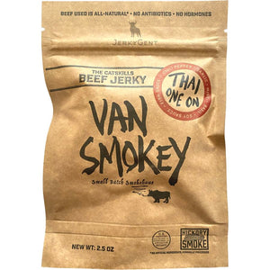 Van Smokey Thai One On Beef Jerky Front