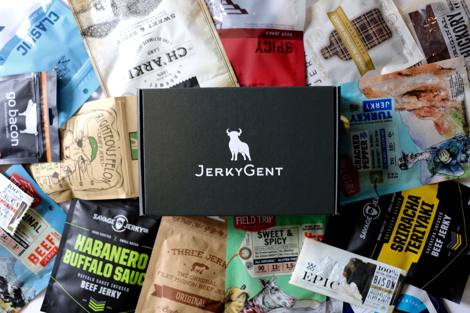 JerkyGent Beef Jerky Subscription Box About Us