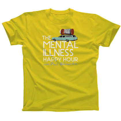 Mental Illness Happy Hour Logo TShirt – Unisex Fit