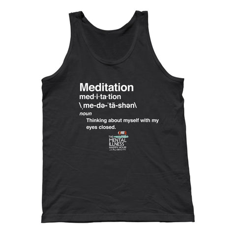 Meditation Tank Top – Unisex Fit