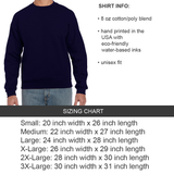 Meditation Sweatshirt – Unisex Fit