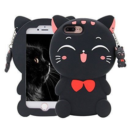Cute 3D Cat Phone Cases
