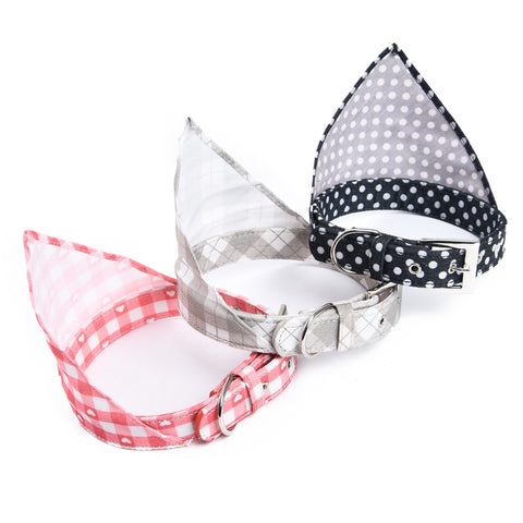 Bandanna Adjustable Pet Collar