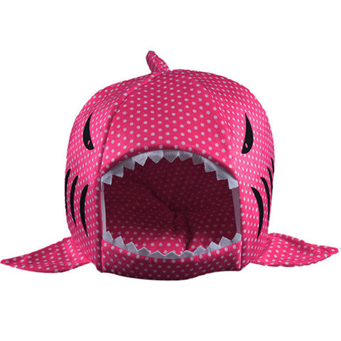 Shark Pet Cave (Red)