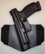 CANIK TP9SFX Holster (OWB) W/ Cant, Compatible with Olight-PL Mini 2