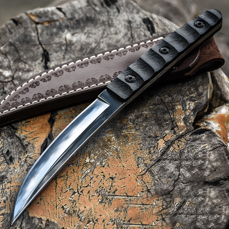 Fixed Blade Military Folding Knife